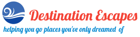 Destination Escapes logo